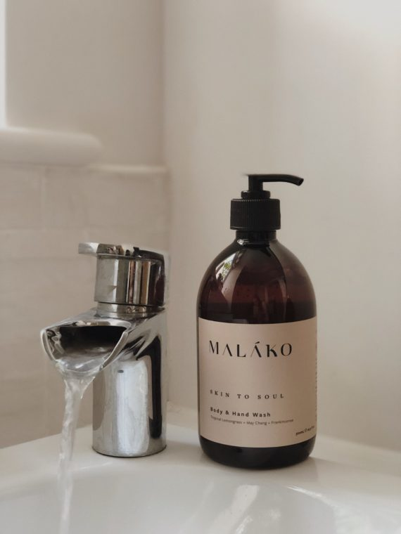 SKIN TO SOUL Body & Hand Wash