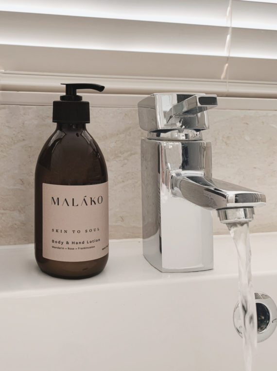 Skin to Soul hand body Lotion